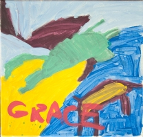 """Abstract"" Made New Artist: Grace"