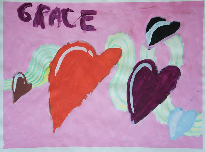 Heart Gallery, Partnership For Strong Families, Adoption, Foster, the MAde New Arts Program, Ignite Refuge, The International Fine Art Fund,