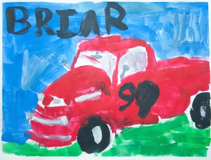 """My Dream Truck"" Made New Artist: Briar"