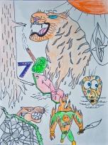 Dripping Tiger MNA DJJ Program