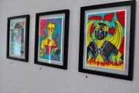 Jaheims sold art work at the MNA Exhibition 2017