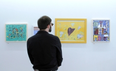Viewing the MNA Exhibition 2017